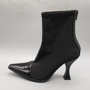 Jeffrey Campbell heeled boots 90's 2000's style
